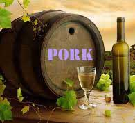 Wine Pork Barrel