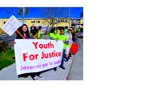 <span style='letter-spacing: 2px;'>Alcohol Justice Brings Youth Leaders Together</span>