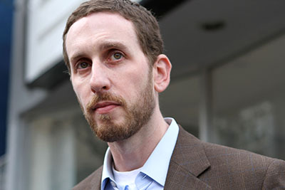 scott wiener looks tired because skullduggery is exhausting